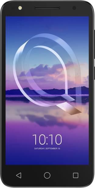 Alcatel U5 HD (Metallic Black, 16 GB)