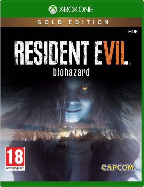 Resident Evil 7 Biohazzard (Gold Edition)