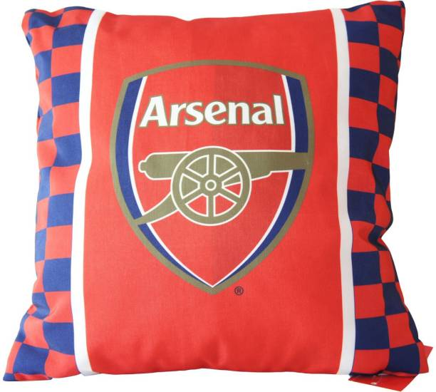 Arsenal FC Multicolor Cotton Car Pillow Cushion for Universal For Car a54d9b95f