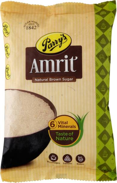 Parry's Amrit Natural Brown Sugar
