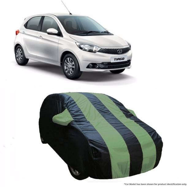 Flipkart SmartBuy Car Cover For Tata Tiago (With Mirror Pockets)