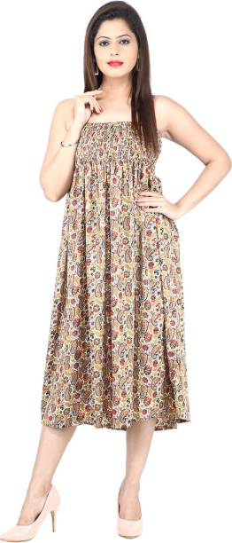 095513769c2b Summer Dresses - Buy Summer Dresses Online at Low Prices In India ...