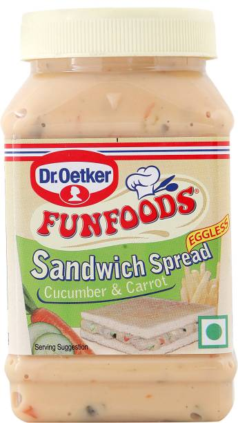 FUN FOODS Sandwich Spread Eggless 250 g