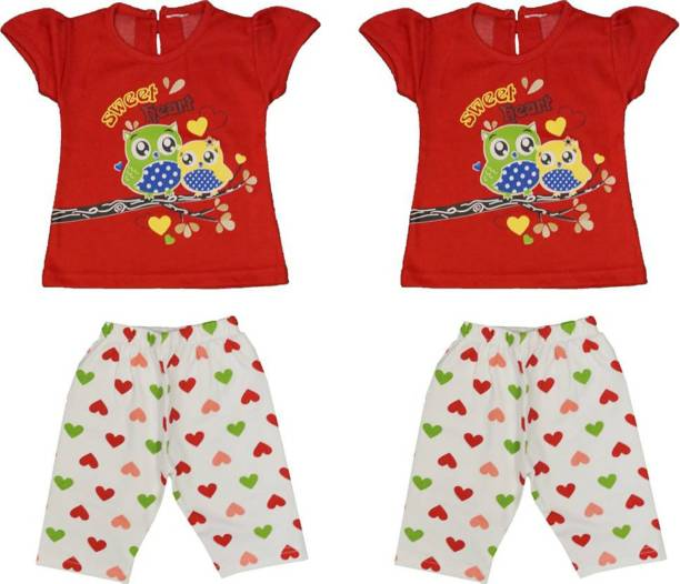 Baby Clothing Energetic Baby Girl Clothes 6-12 Months