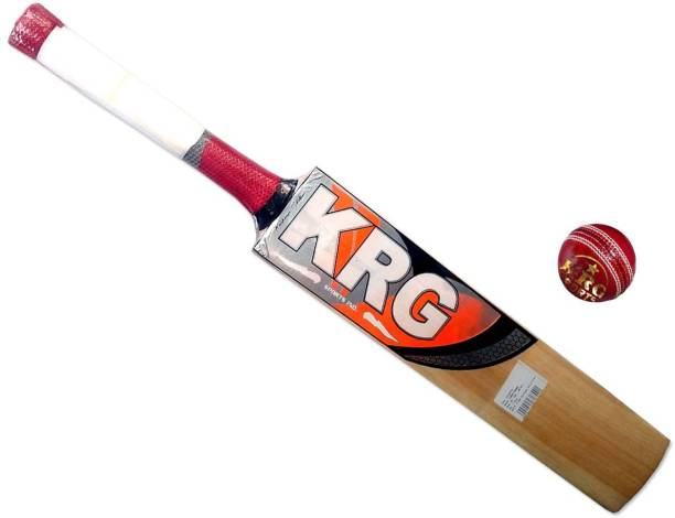 44add268c8a KRG SPORTS Single Blade Full Size Kashmir Willow Cricket Bat