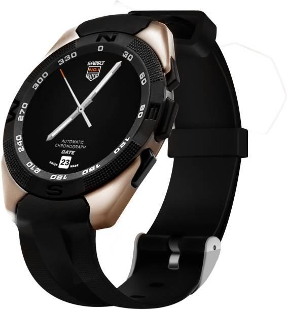 Mobilefit G5 Smartwatch For Desire 828 Golden Smartwatch