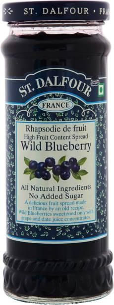 St. Dalfour Wild Blueberry 284 g