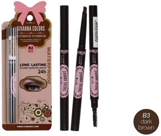 Sivanna Eyebrow Pencils Buy Sivanna Eyebrow Pencils Online At Best