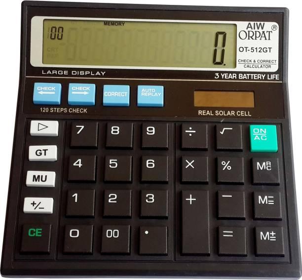 AIW OT-512GT Orpat OT-512GT Scientific  Calculator