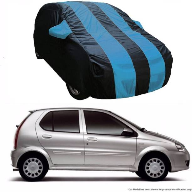 Flipkart SmartBuy Car Cover For Tata Indica (With Mirror Pockets)