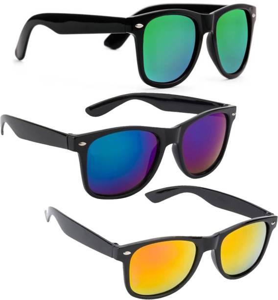 b318ad737384 Elligator Sunglasses - Buy Elligator Sunglasses Online at Best ...