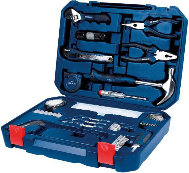 Bosch All in One Metal 108 Piece Hand Tool Kit 108 Tools