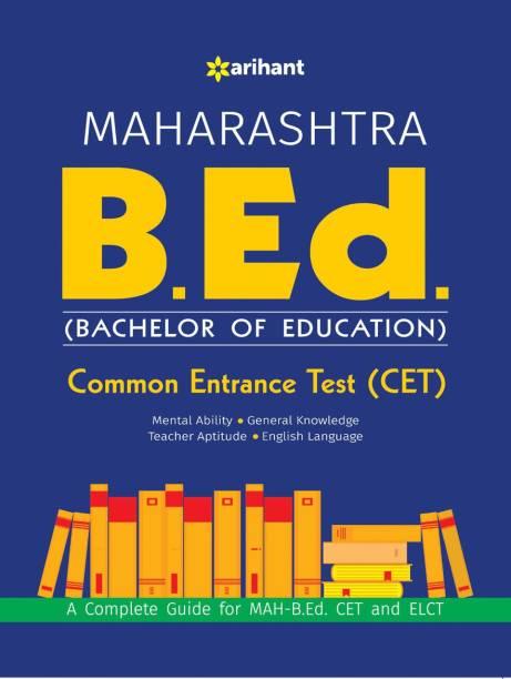 Maharashtra B.Ed Common Entrance Test (Cet)