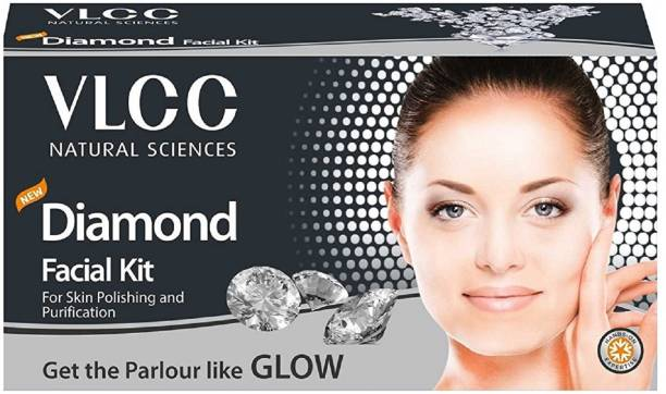 VLCC 50 Gm Diamond Facial Kit For Women,