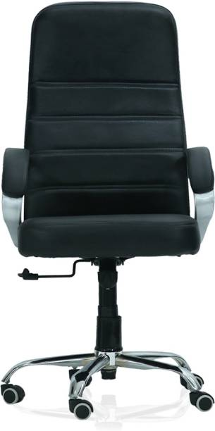 Green Soul London Hb Black Leatherette Office Executive Chair