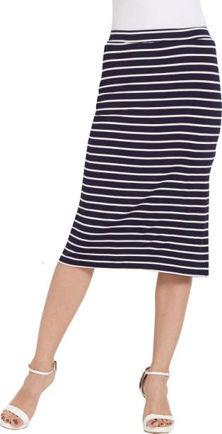 d18e4c079 Knee Length Skirts - Buy Knee Length Skirts Online at Best Prices In ...