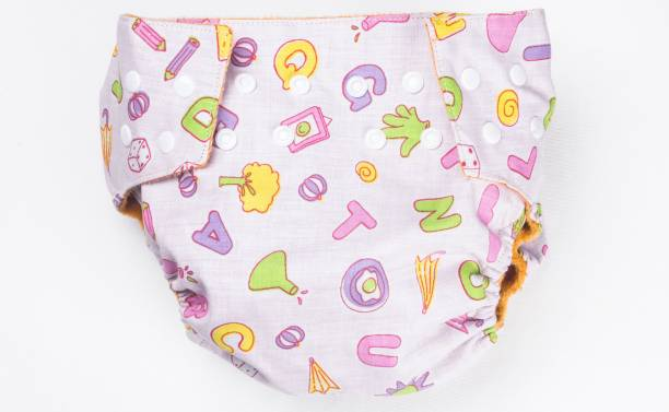 9af634c0a76 Ole Baby Cloth Diaper REUSABLE Nappy Organic Cotton Anti Bacterial Washable  Free Size Adjustable 0-