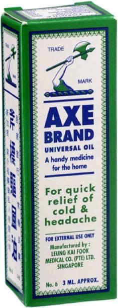 Axe Brand 3ML OIL Liquid