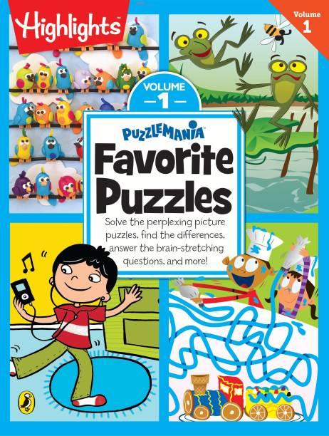 Favorite Puzzles - Volume 1