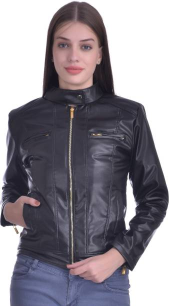 31a0ee079dd Jackets for Women - Buy Ladies Leather Jackets Online at Best Prices ...