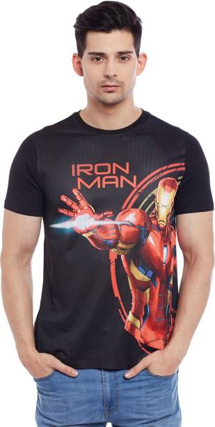 d13f505c Marvel Avengers Tshirts - Buy Marvel Avengers Tshirts Online at Best ...