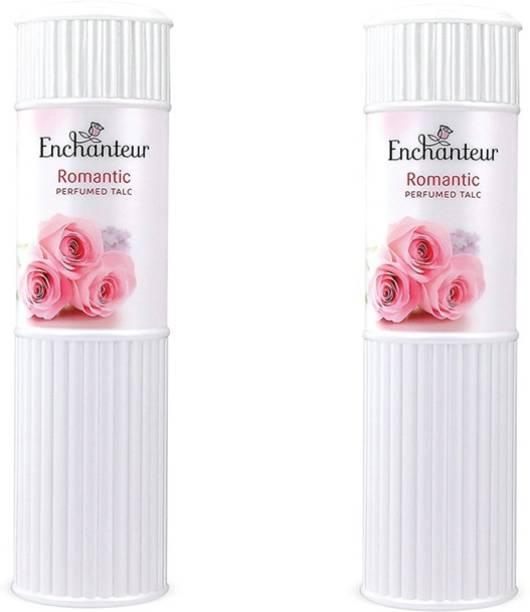 Enchanteur Perfumed Talc Romantic, 125g
