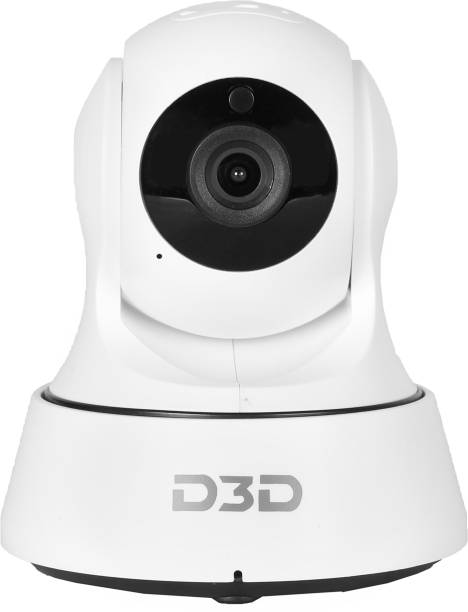 D Wireless Full Hd 1920x1080 P Ip Wifi Cctv Indoor Security Camera Support