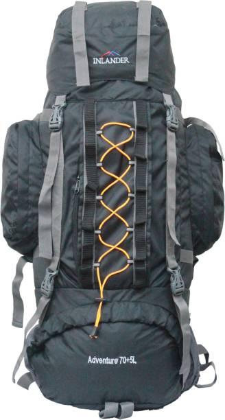 Inlander 2007 Black Sport & Travel Daypack