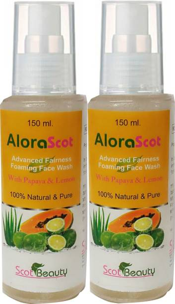 Alora Scot FOAMING FACEWASH Face Wash