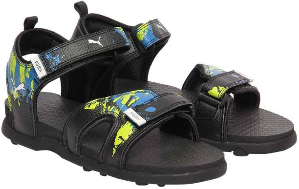 727f3438ac9 Puma Sandals - Buy Puma Sandals Online at Best Prices In India ...