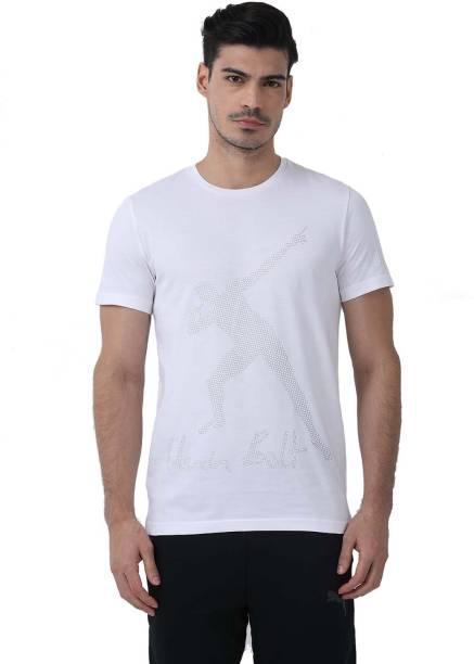 6b445b5f5f5f Puma T Shirts - Buy Puma T Shirts online at Best Prices in India ...