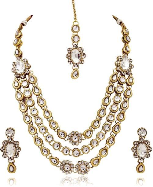 b8da7d71cf0 Kundan Jewellery - Kundan Jewellery Sets Online at Best Prices in ...