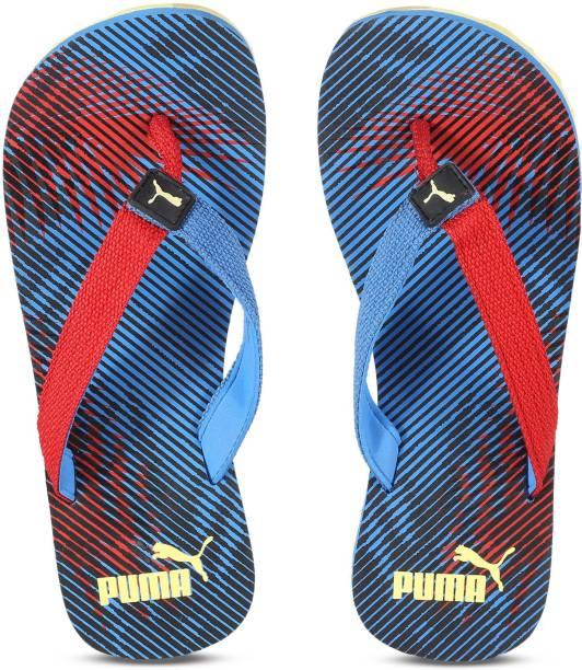 407f6c736cd7 Puma Boys   Girls Slip On Slipper Flip Flop