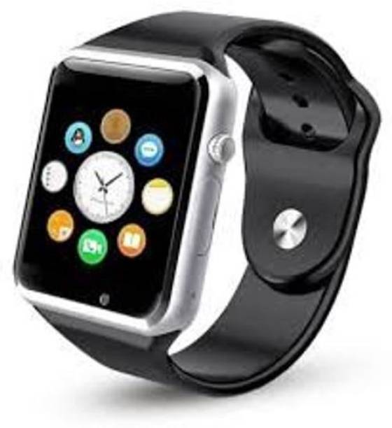 d7387e381 Benison India Interpad High Quality Android Smart Watch A1 Bluetooth Clock  With Pedometer SMS Sync Support