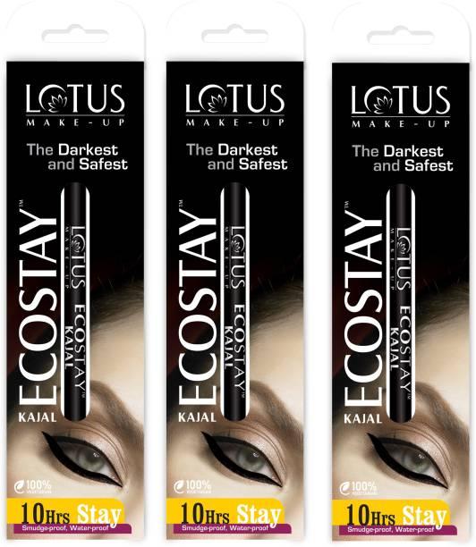 LOTUS MAKE - UP Make up Ecosaty Kajal