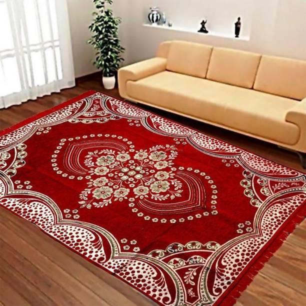 WONDERLAND Multicolor Cotton Carpet