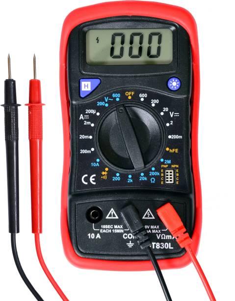 Different Types Of Multimeters : Fluke light meter attachment shelly lighting