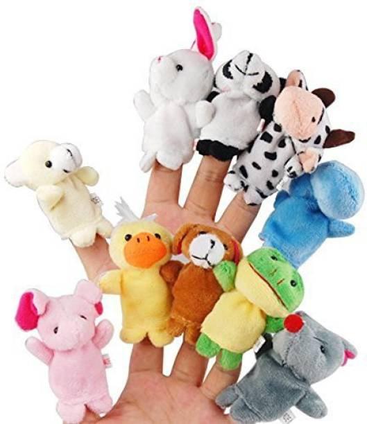 LEORX Finger Puppets