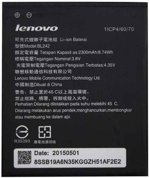 Lenovo Mobile Battery - Buy Lenovo Mobile Battery Online at