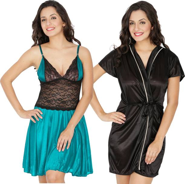 Klamotten Night Dresses Nighties - Buy Klamotten Night Dresses ... 5867568e8
