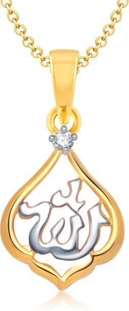 d146deaf7d916 Gold Pendant - Gold Pendant Set Designs Online at Best Prices in ...