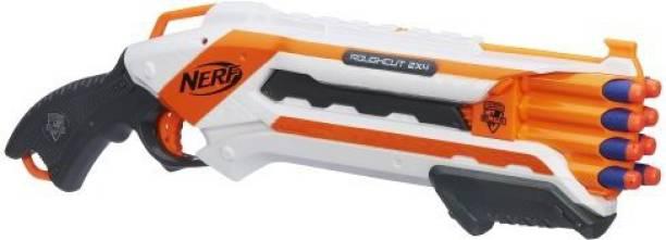 Nerf N-Strike Elite Rough Cut Blaster Guns & Darts