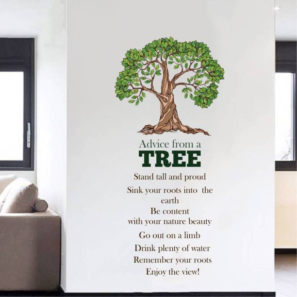 Rawpockets Advice from Tree - Living Room