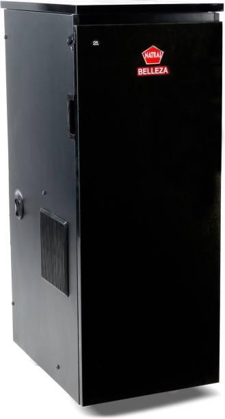 Natraj Aatamaker Belleza Automatic Domestic Flourmill (Aata chakki) With Easy Clean Feature, Black Matt Finish 102 Model Flourmill
