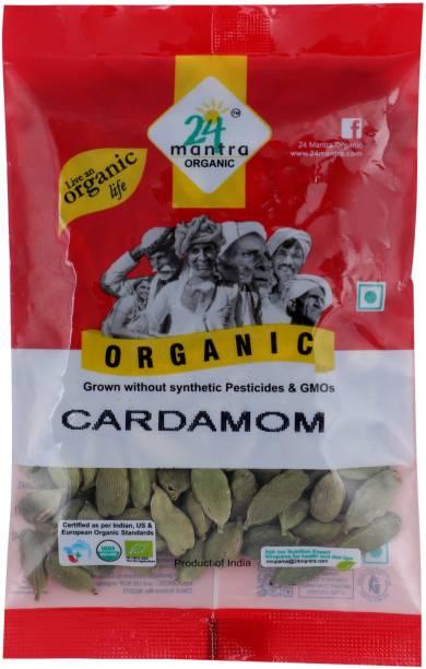 24 mantra ORGANIC Cardamom