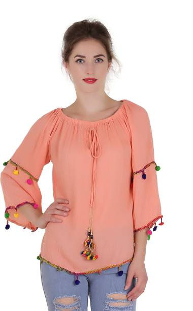 f47e0499f2764 Designer Tops - Buy Latest Designer Tops Collections online at best ...