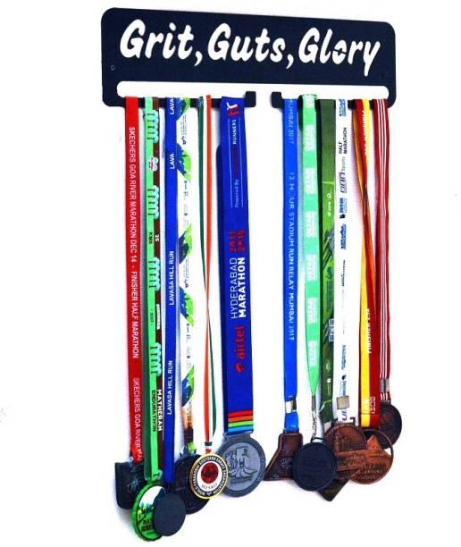 "Fitizen Grit guts glory 18"" Racer Version Medal Hanger Medal"
