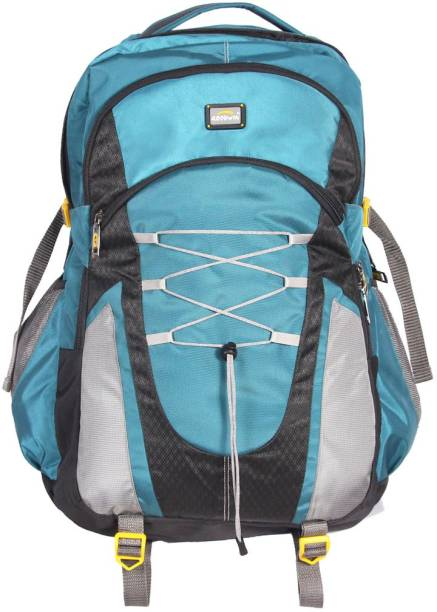 HANDCUFFS Light Weight Casual School College Backpack Bag ( Blue) 20 L  Backpack 1a3481e9ef