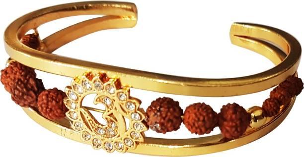 Fully Metal Gold Plated Bracelet