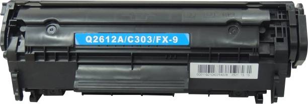Best 4U AXL - 2612A, C303 Single Black Toner Cartridge by AXIS - Compatible Printers for HP Laser Jet 1010/ 1010w/ 1012/ 1015/ 1018/ 1020/ 1022/ 1022n/ 1022nw/ M1005 MFP/ M1319f MFP/ 3020/ 3030/ 3050/ 3050z/ 3052/ 3055. … Black Ink Toner